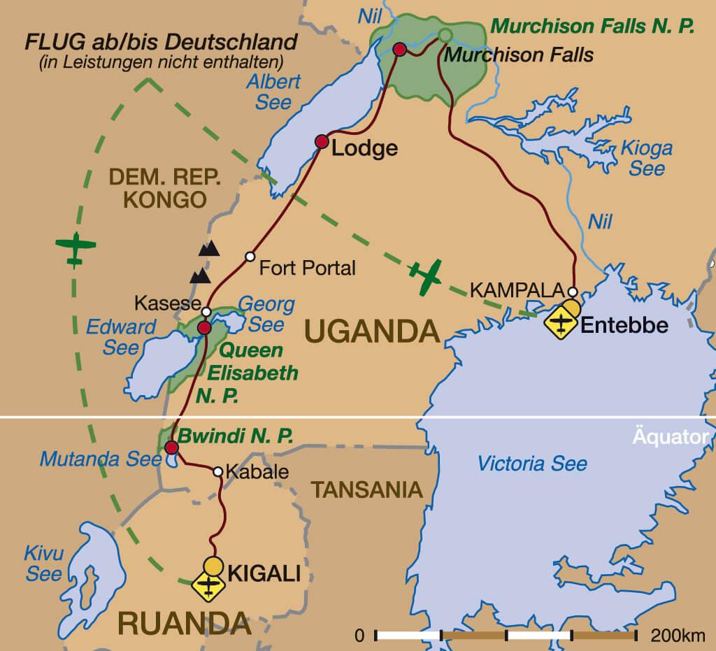 Abenteuer Uganda Mit Jorg Scharff Scharff Reisen Ausgesuchte Erlebnisreisen