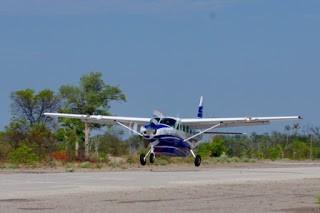 IMGP7989 - 12.11. Fahrt durch das Okavango Delta nach Savuti
