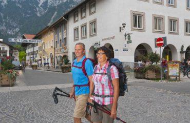 Zugspitze_Mittenwald_Wanderer_1