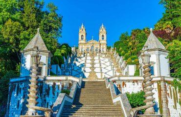 shutterstock_1581251107 - Kirche Bom Jesus do Monte