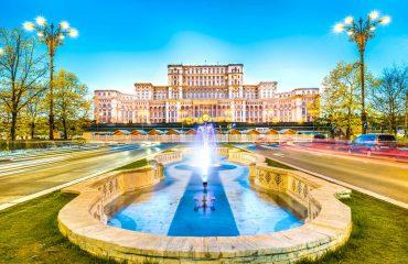 shutterstock_614925701 - Bukarest