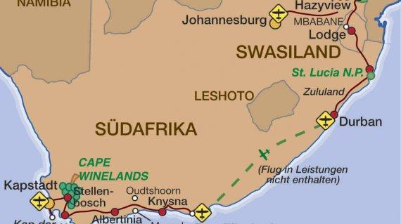 2018 Suedafrika klassisch
