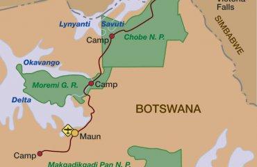 2019 Abenteuer Botswana