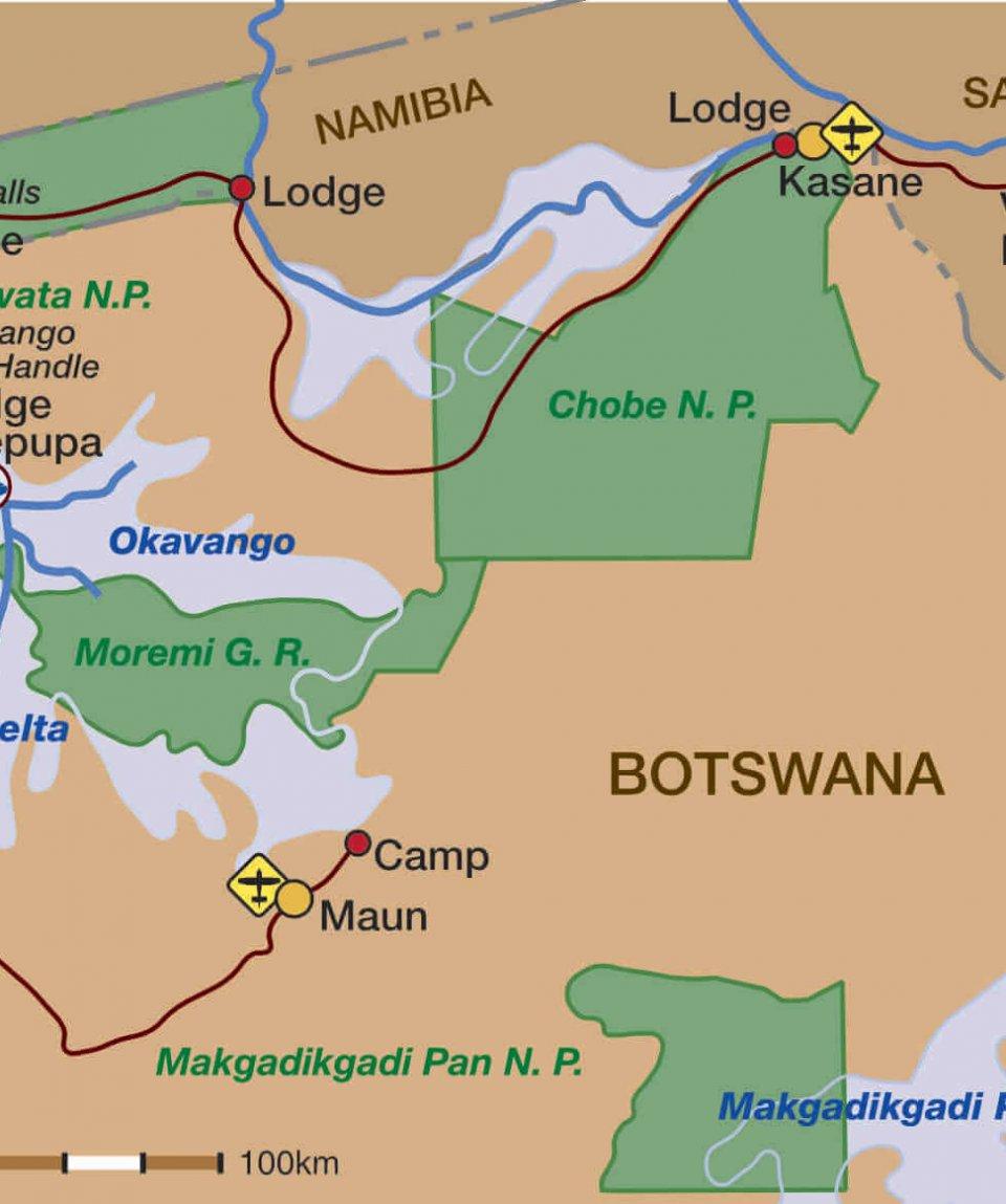 2019 Okavango Delta Special