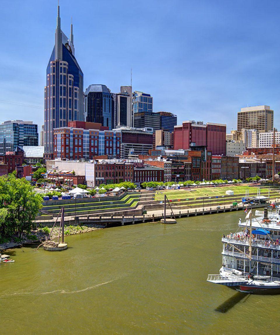 Nashville---shutterstock_143241160