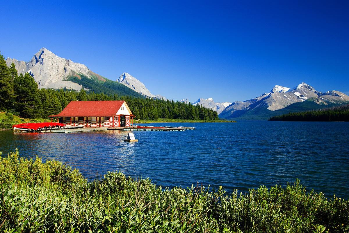 shutterstock 137120564 - Westkanada - Die majestätischen Rockies