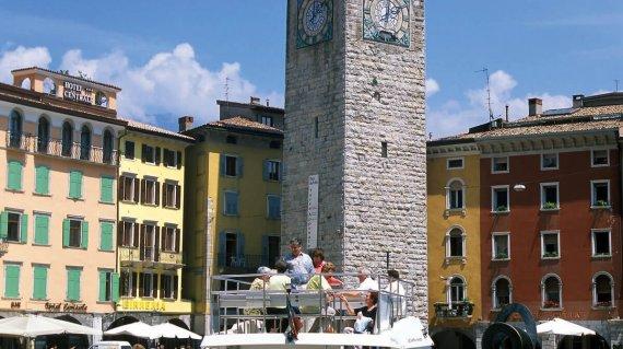 Am Gardasee in Riva