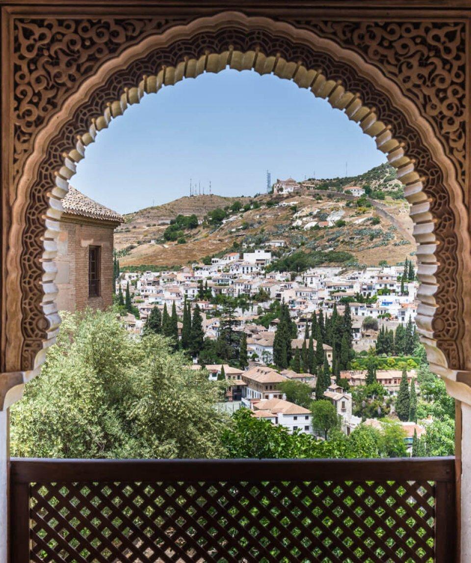 Alhambra,Granada, Spain