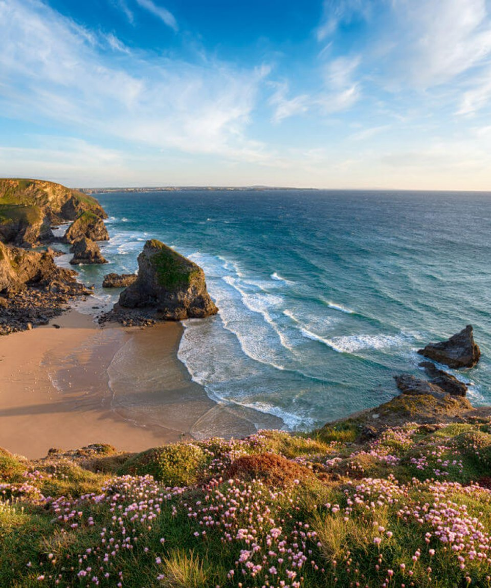 Cornwall Coast