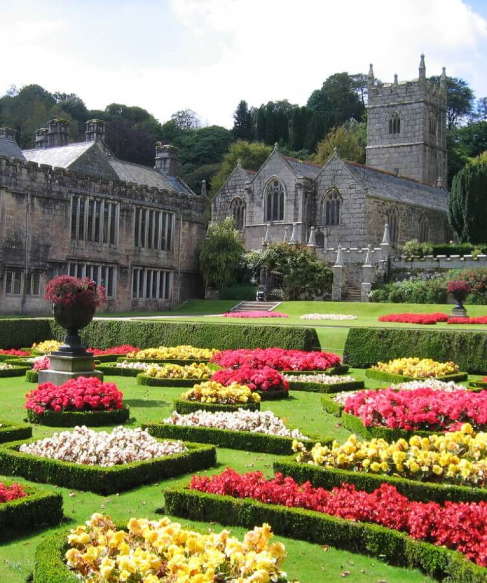 Lanhydrock House & Church