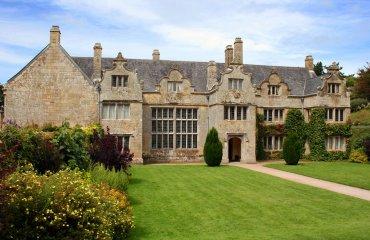 Trerice Elizabethan Manor House