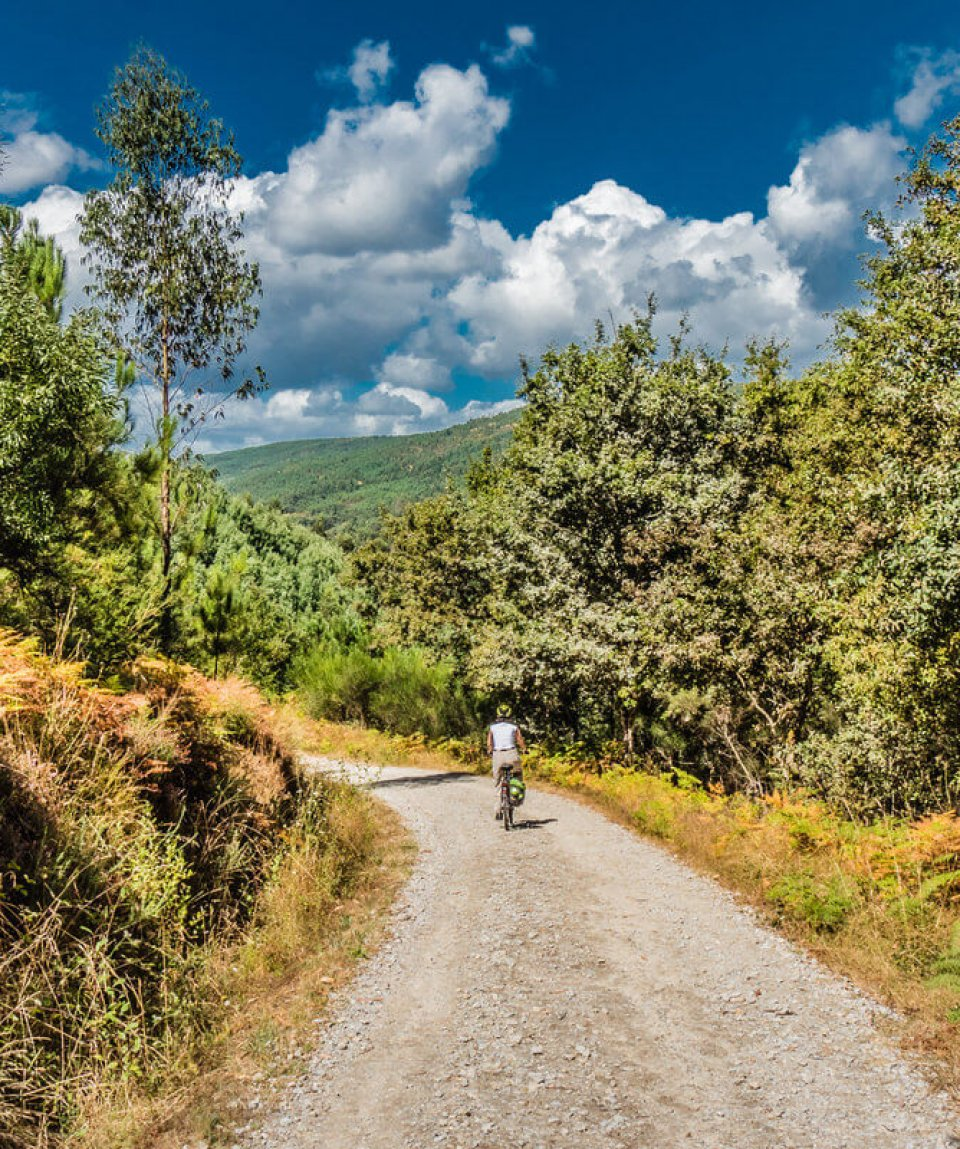 Unterwegs mit dem E-Bike - Jakobsweg - Belvelo - Tom Andersch