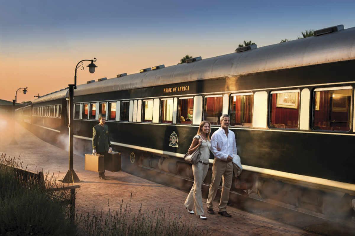 Ihr Sonderzug von Rovos Rail Rovos Rail Tours - Mit Rovos Rail durch Afrika