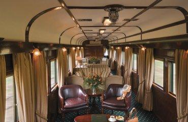 Loungewagen - Rovos Rail Tours