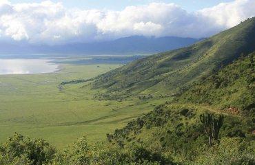 Ngorongoro-Krater - Ellen Kuhn