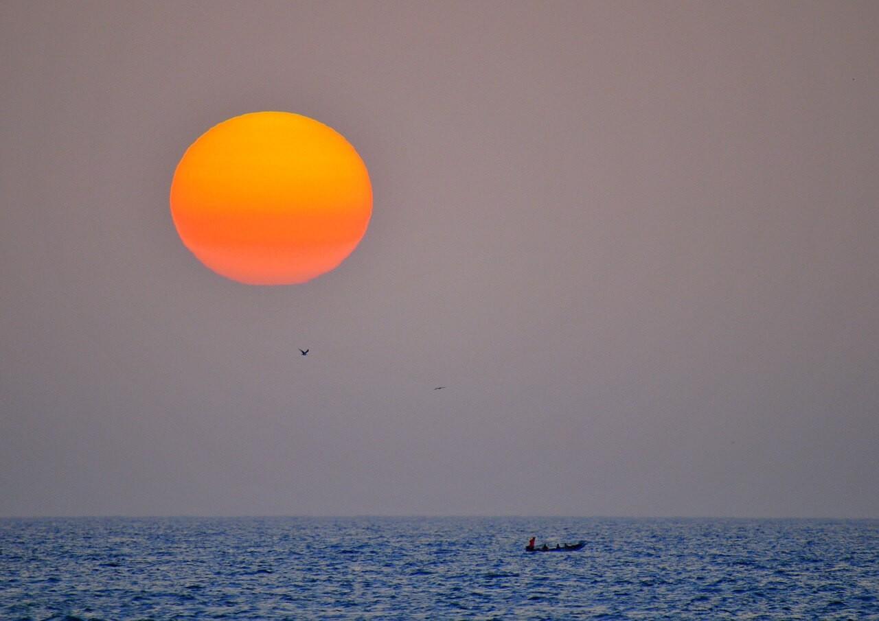 sunset 621727 1280 - Höhepunkte des Senegal