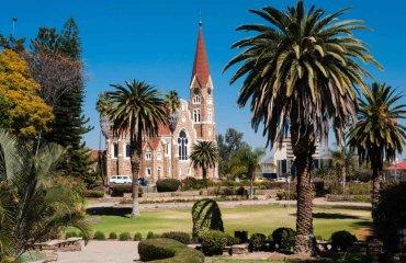 Christuskirche in Windhoek - majonit fotolia