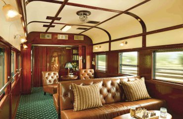 Loungewagen - Rovos Rail Tours