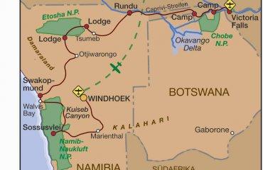 2017_Namibia und Viktoriafaelle intensiv