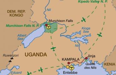 2019-Karte_Uganda_Unbekannte_Pfade_Flugsafari