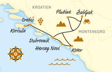 Belvelo2019_Karte_Kroatien_Montenegro