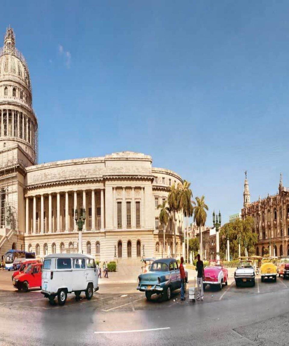 Kuba-Havanna-Autos-Capitol---fotolia-dred2010