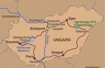 2018 Budapest Ungarnreise