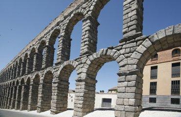 Segovia-Acueducto ares