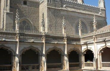 Toledo- Monasterio San Juan