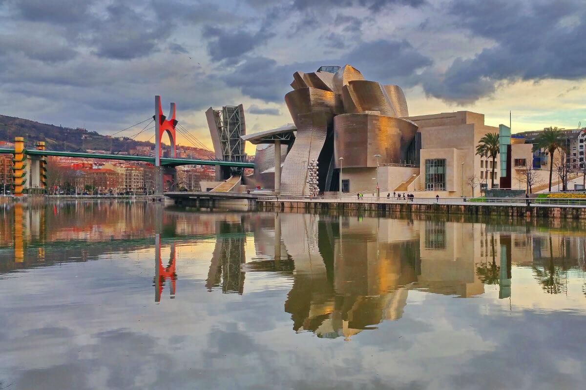 bilbao pixabay 2338253 - 6 Tage Kulturerlebnisreise Baskenland
