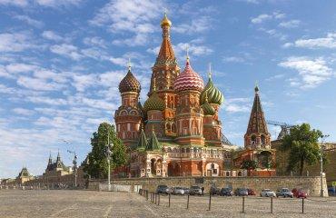 30 Basilius-Kathedrale in Moskau - kafrez fotolia X