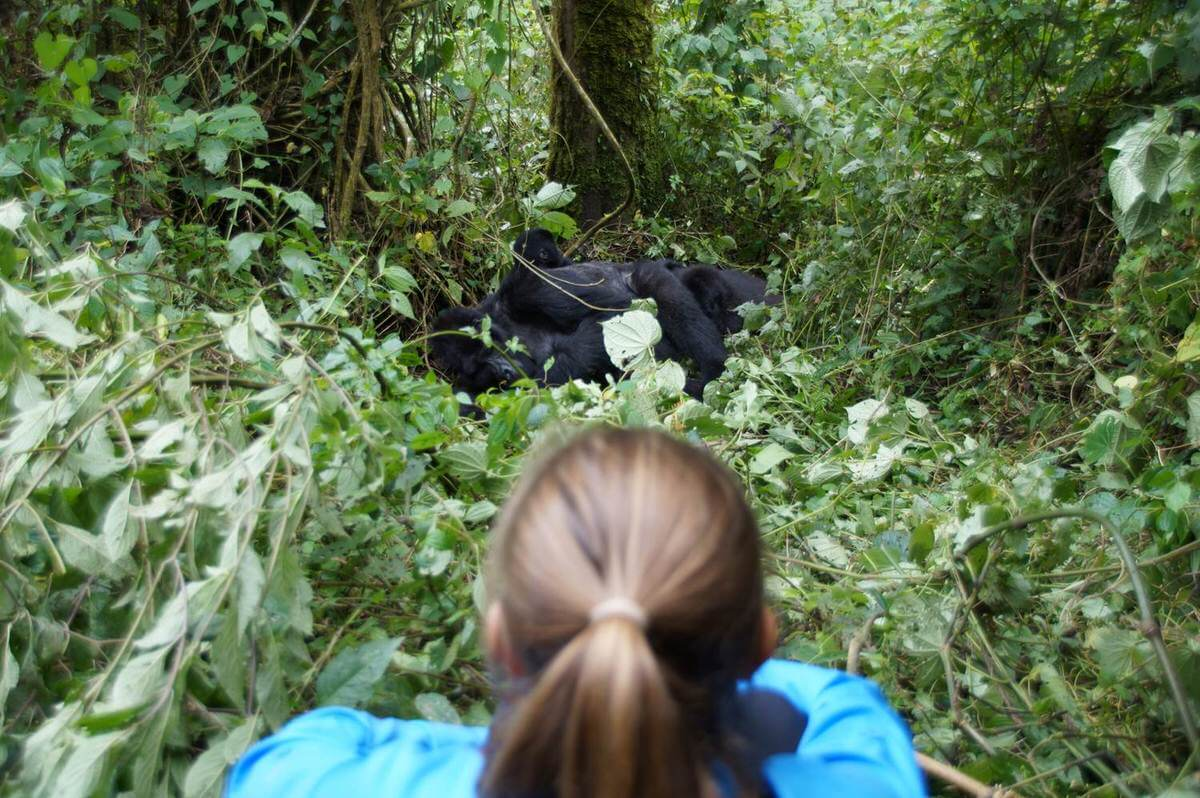 Bild3 Lisa - Abenteuer Uganda mit Lisa Heintzkill