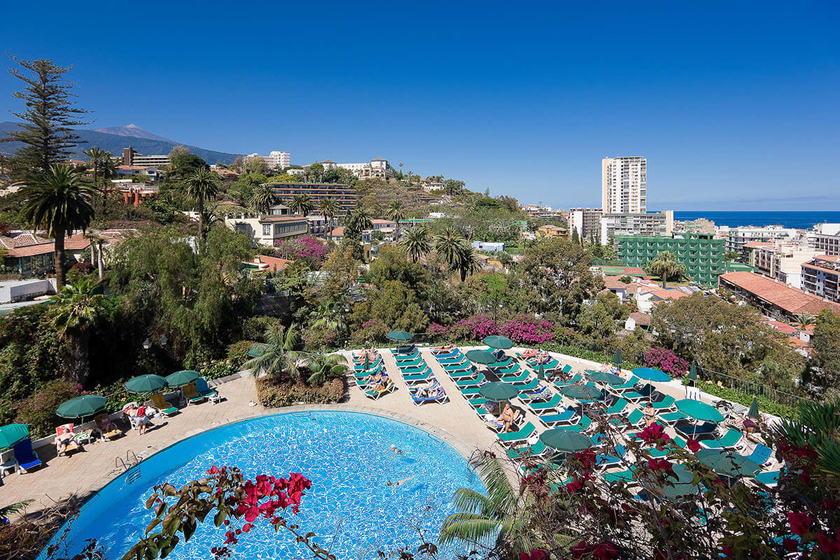 Hotel El Tope Außen