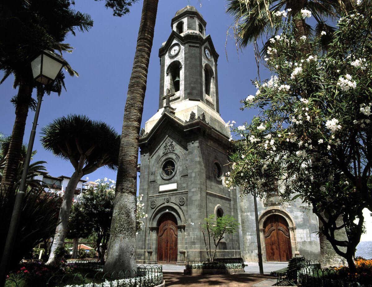 Iglesia Nuestra Señora de la Peña de Francia (Puerto de la Cruz)