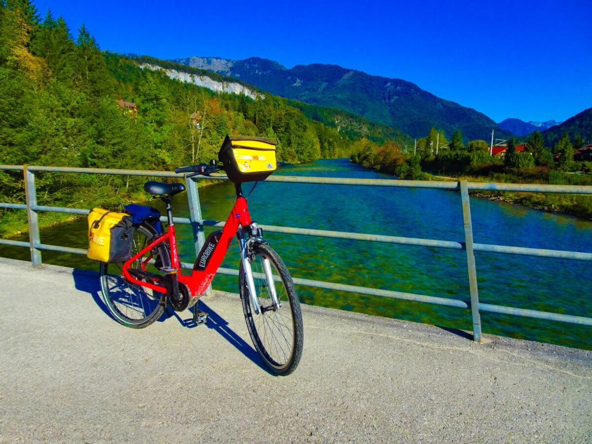 eurobike radreise alpe adria fahrrad - Mit dem E-Bike von Salzburg ans Mittelmeer