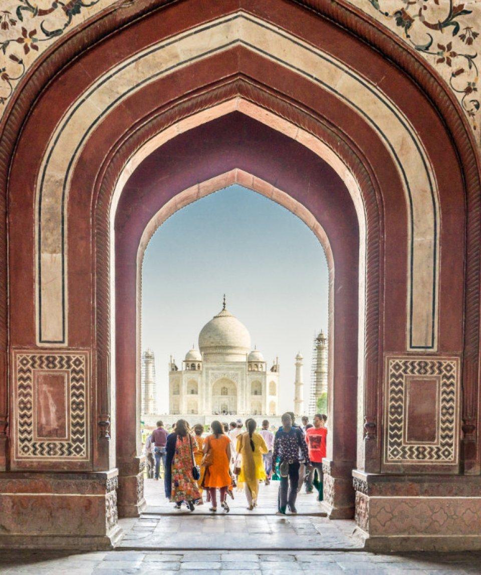 shutterstock_531855499 Taj Mahal