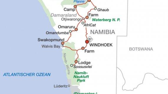 2020 Familienreise Namibia