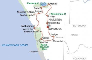 2020 Namibia bei Freunden