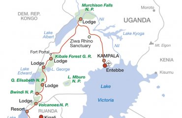 2020 Uganda Ruanda