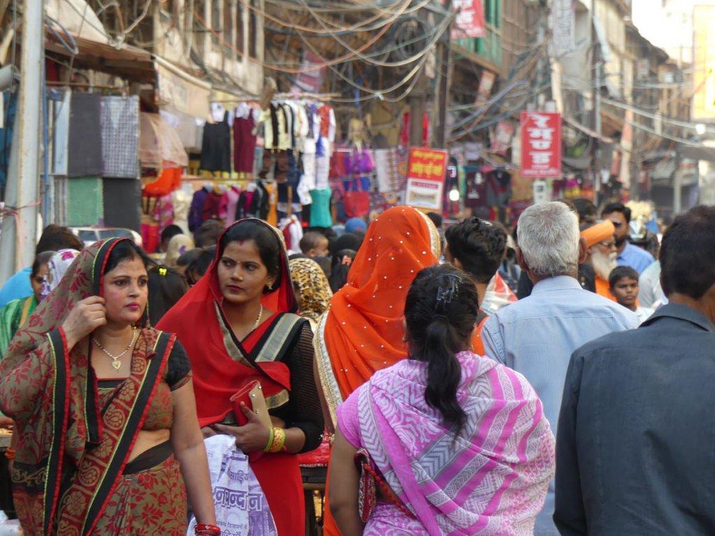 P1010557 1024x768 - Farbenfrohes Indien - Reisebericht zu unserer Rundreise