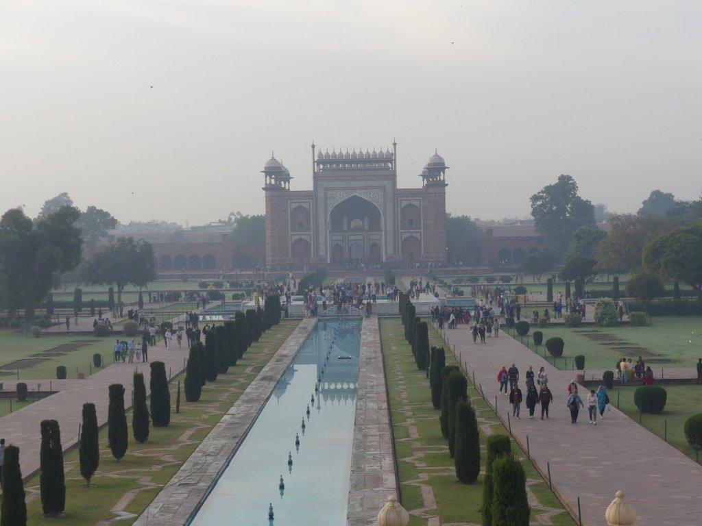 P1010610 1024x768 - Farbenfrohes Indien - Reisebericht zu unserer Rundreise
