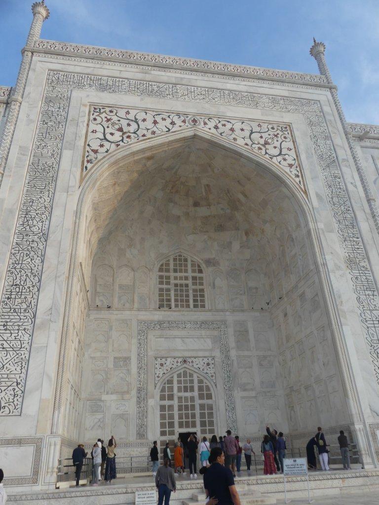 P1010611 768x1024 - Farbenfrohes Indien - Reisebericht zu unserer Rundreise