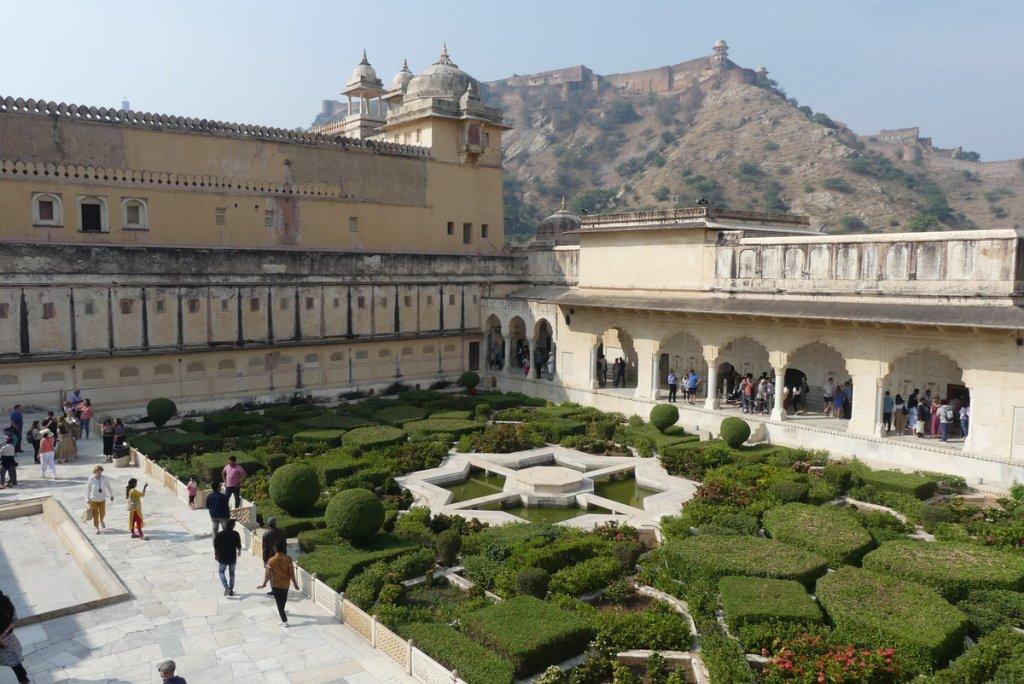 P1010931 1024x684 - Farbenfrohes Indien - Reisebericht zu unserer Rundreise
