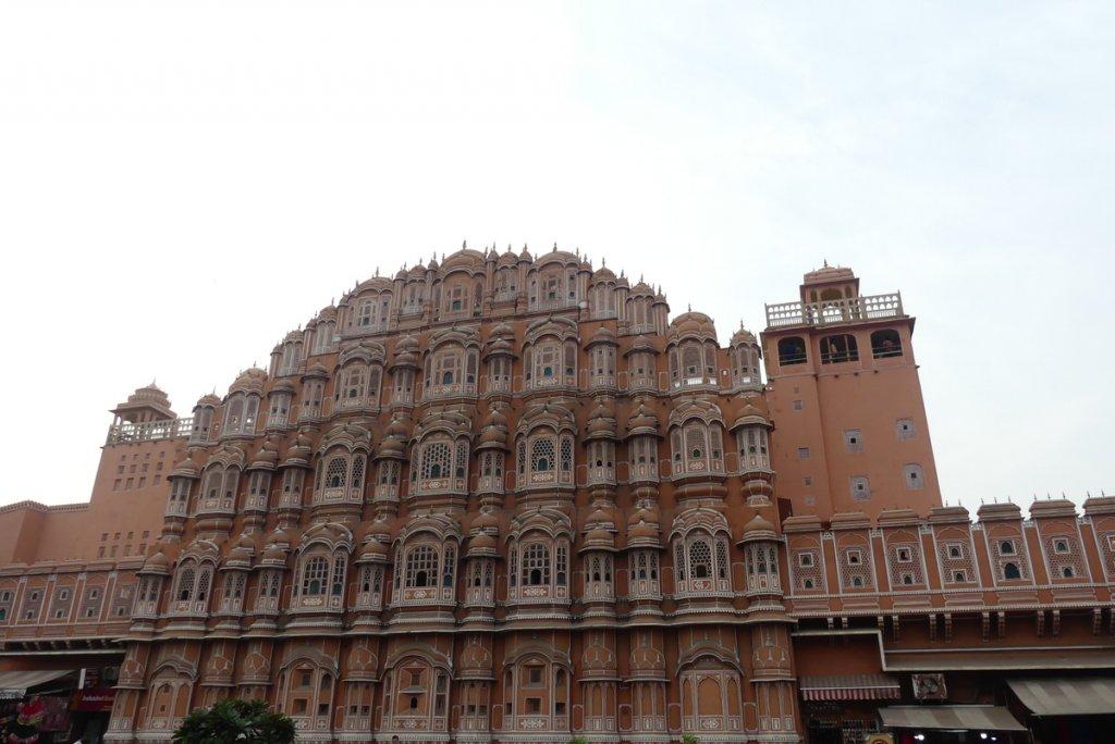 P1010954 1024x684 - Farbenfrohes Indien - Reisebericht zu unserer Rundreise