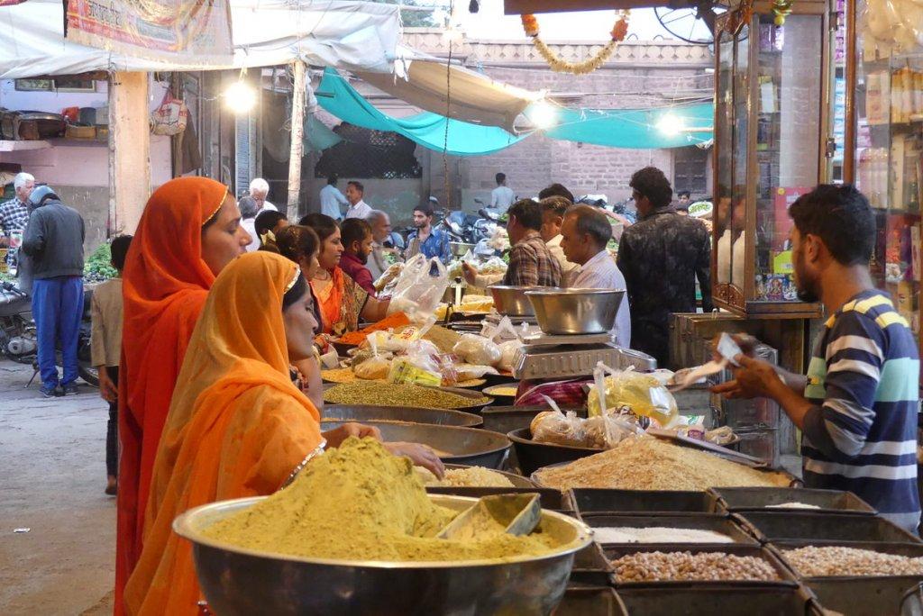P1020238 1024x684 - Farbenfrohes Indien - Reisebericht zu unserer Rundreise