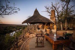 Unterkunft Aussichtsplattform 300x200 - Bush Lover Safari im Krüger Nationalpark