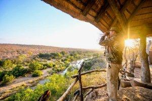 Unterkunft Hauptgebäude 300x200 - Bush Lover Safari im Krüger Nationalpark