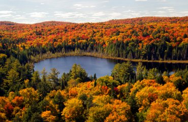 Indian Summer - Fremdenverkehrsamt Kanada