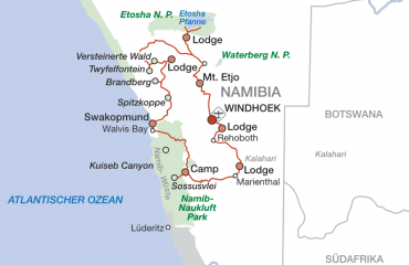 2022 Namibia hautnah