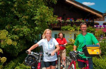 eurobike-radreise-muenchner-seenrunde-garmisch-partenkirchen-radfahrer-radpause
